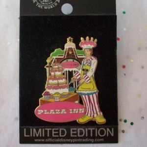 Disney Pin Dining Series Plaza Inn LE